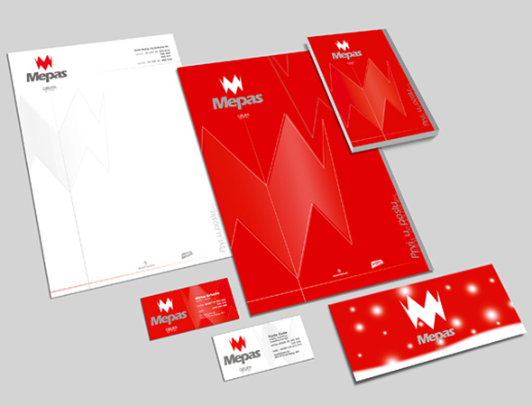Selection of visual identities for trading companies… View More