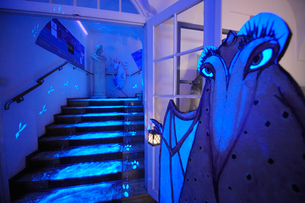 """Monsters at Museum, book promotion at """"Night in museum"""" event… View More"""