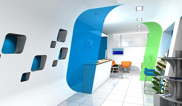 H1 Telecom Shop • Gallery